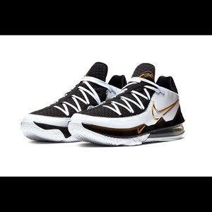Nike Lebron 17 low sheriff new no box